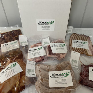 Willowside Meats Carnivore Box