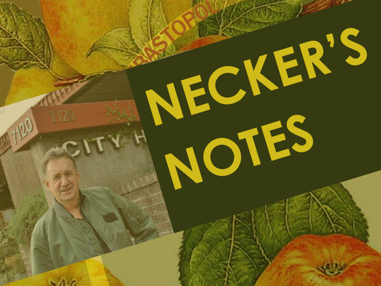 neckers notes