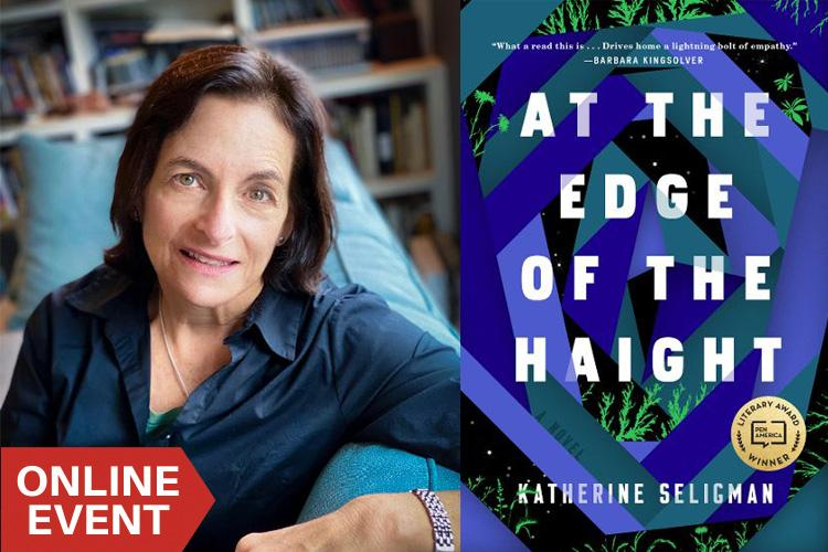 Katherine Seligman, On the Edge of the Haight