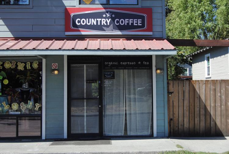 country coffee